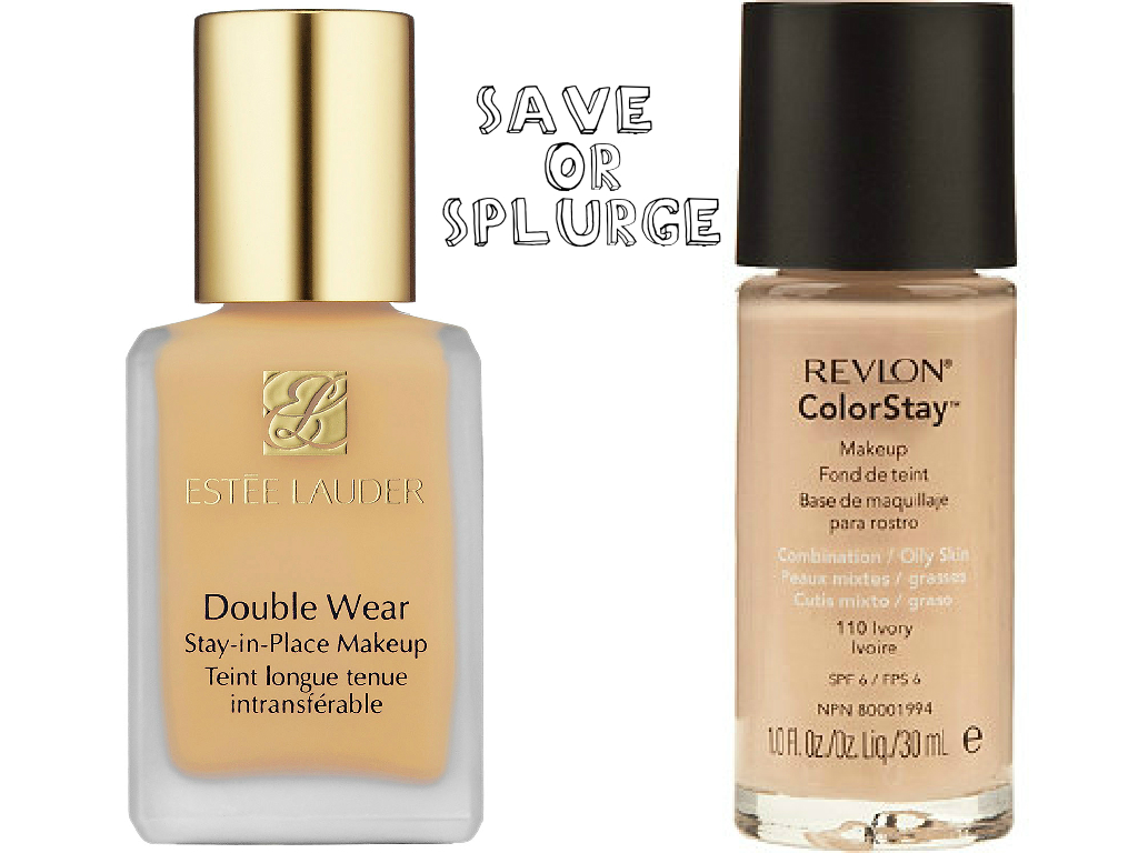 The battle of foundations estee lauder double wear versus revlon the battle of foundations estee lauder double wear versus revlon colorstay little miss confessions nvjuhfo Choice Image