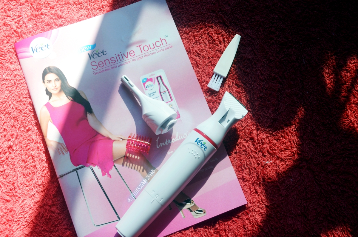 Buy or bye: Veet Sensitive Touch Electric Trimmer (Review)